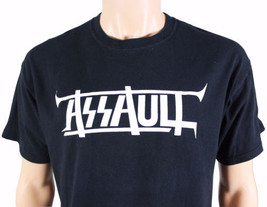 ASSAULT Thrash Till Death T-SHIRT Large CT Metal Toxic Holocaust Exodus ... - $18.69