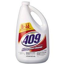 Formula 409 Cleaner Degreaser Disinfectant, Floral, 1gal Bottle - Includ... - $43.89
