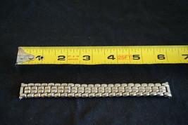 Original Speidel Twist O Flex Expansion Watch Band Strap Silver Colored ... - $16.02