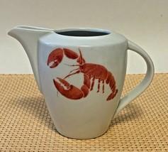 Studio Nova Fine China Lobster Red Creamer Y0723 Thailand - $15.14
