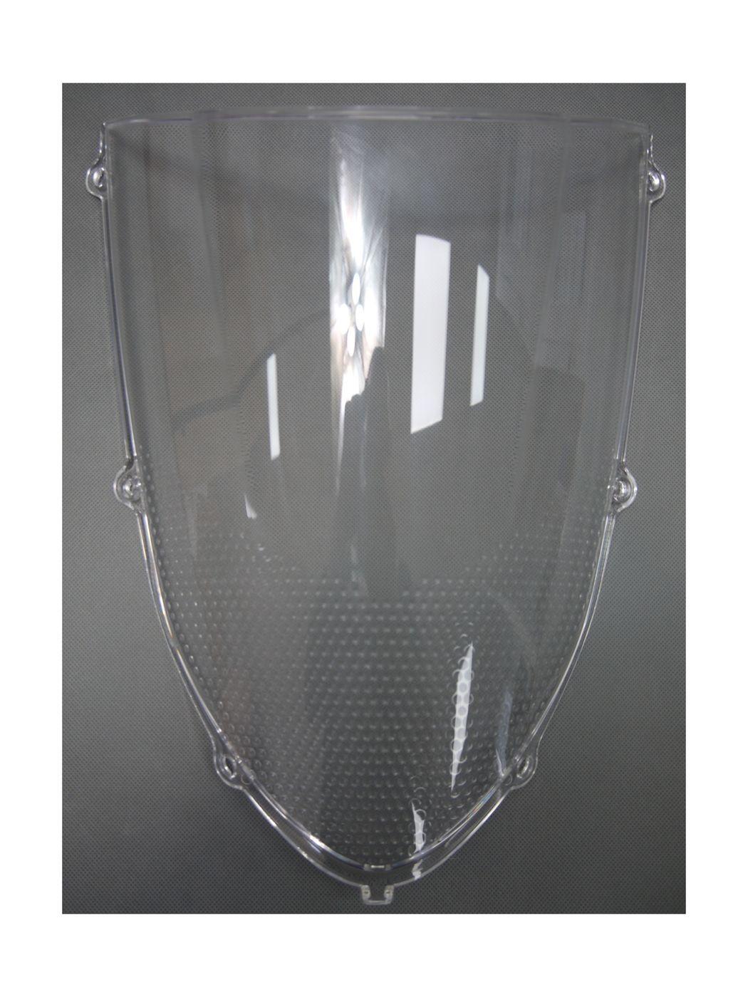 Steklo vetrovoe zx10r 05 07 prozrachnoe 87031
