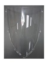 Glass windscreen Kawasaki ZX10R 2005-2007 g. transparent - $60.00