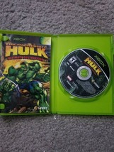 Incredible Hulk: Ultimate Destruction (Microsoft Xbox, 2005) image 2