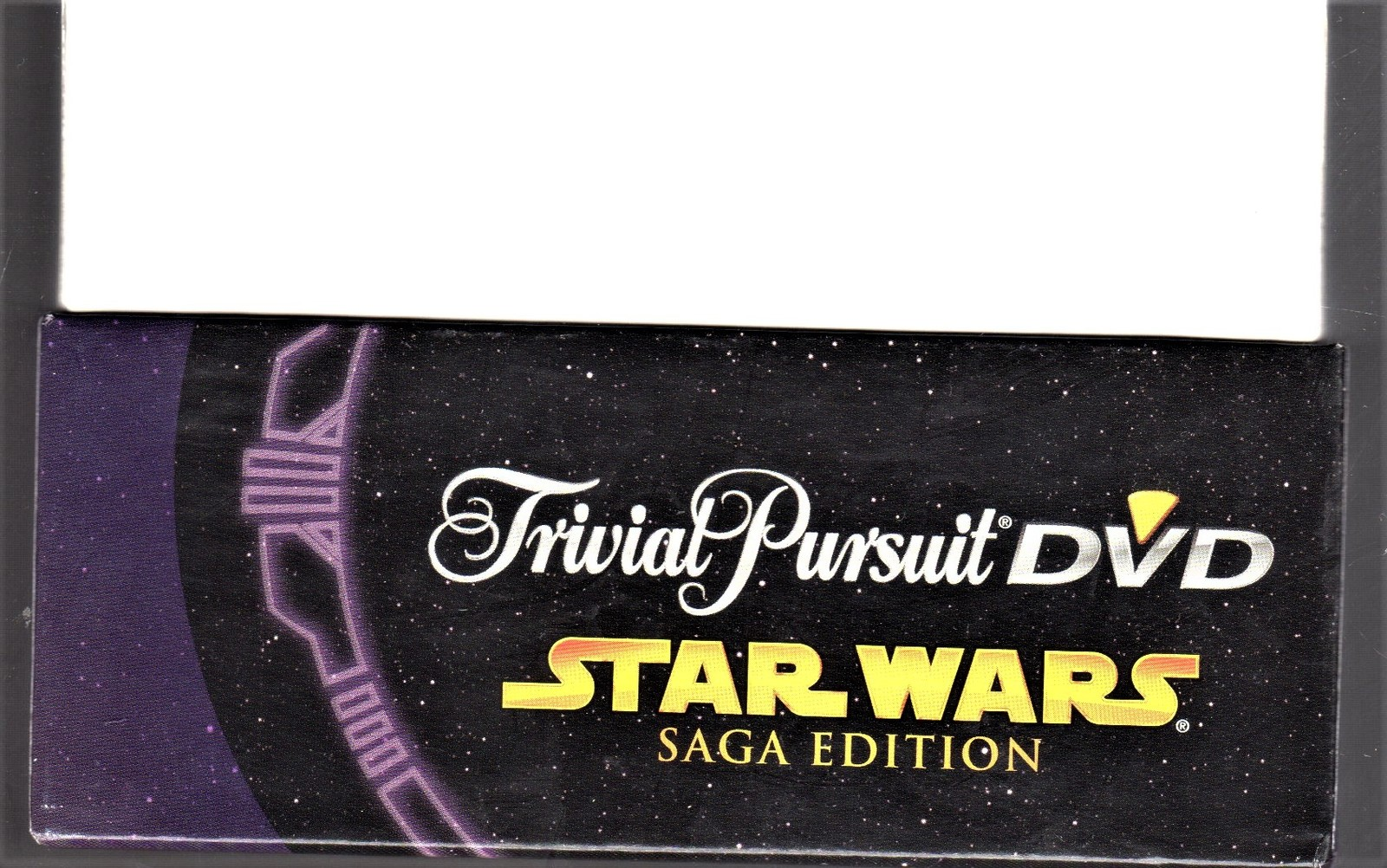 Star Wars - Trivia Pursuit DVD Star Wars Saga Edition (Numbered limited Edition)