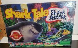 Milton Bradley Dreamworks Shark Tale Shark Attack Game - New - $36.82
