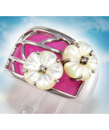 CASSIA4 HAUNTED RING FLOWER OF RARE FORTUNE OFFERS ONLY EXTREME MAGICK 7... - $387.77