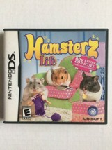 Hamsterz Life (Nintendo DS, 2006) Complete With Manual - $6.92