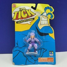 The Tick action figure mini Bandai 1994 Fox moc sealed retro sewer urchi... - $28.87