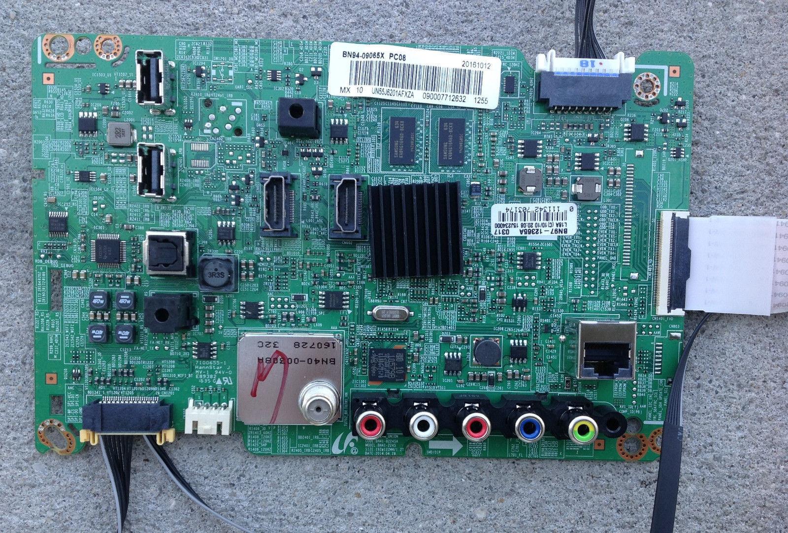 Samsung UN55J6201AF Main Board