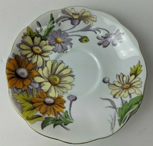 Royal Albert Bone China Flower of the Month Daisy Saucer April No 4 - $5.94