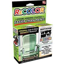 Rustoleum RRCAL 2 Pack 2.34 oz. Wipe New Recolor Kit - $39.99