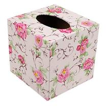 Gentle Meow Square Elegant Tissue Box/Tissue Holders Country Style Pink ... - €24,42 EUR