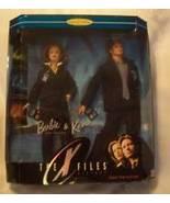 1998 X-Files Fight the Future Barbie & Ken Gift Set MIB - $49.95