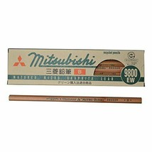 K9800EWB Mitsubishi recycled pencil 9800EW B 12pieces - $7.46