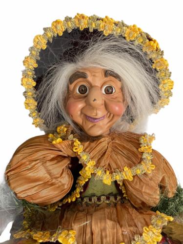 "IOB Box Katherine's Collection Wayne Kleski 17.5"" Tall Doll Retired Fairy Pixie"