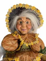 "IOB Box Katherine's Collection Wayne Kleski 17.5"" Tall Doll Retired Fairy Pixie image 1"