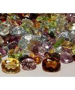 100+ CARATS MIXED GEM NATURAL LOOSE GEMSTONE MIX LOT WHOLESALE LOOSE GEM... - $19.99