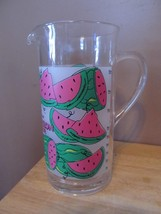Marie Brizard Watermelon Liqueur Plastic Serving Pitcher~Calibrated to 5... - $5.00