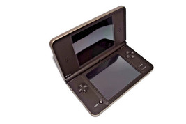 Nintendo DSi XL Burgundy Handheld System with Case & 2 Screen Protectors - $69.00