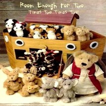 "Boyds Bears ""Noah's Ark Collection""  Ark & Plush - #BD568900 - New- 2002 - $169.99"