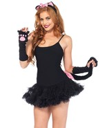 Pretty Kitty 3 Pc Accessory Kit Halloween Costume by Leg Avenue™#2056 - $27.77 CAD