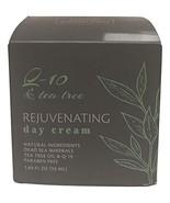 Deep Q10 & Tea Tree Rejuvenating Day Cream, 1.69 Fluid Ounce - $23.71