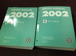 2002 Gm Buick Park Avenue Service Repair Workshop Manual Set Oem Factory - $178.19