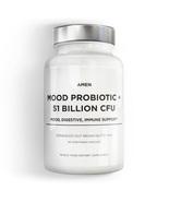 Natural Probiotics & Mood Supplement Organic Prebiotics and Probiotic 51 Billion - $54.18