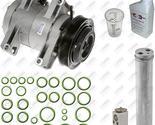 08 13 nissan rogue ac air conditioning compressor repair kit thumb155 crop