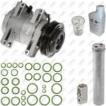 08-13 Nissan Rogue 2.5 Auto AC Air Conditioning Compressor Repair Part Kit - $357.71