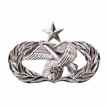 Genuine U.S. Air Force (Usaf) Breast Badge: Transportation: Senior -REGULATION - $15.34