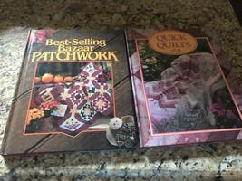 VINTAGE Quilting Books - Lot of 2 - $14.85