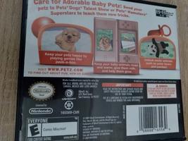 Nintendo DS Petz Nursery image 2