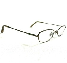 Coach Kiernan (119) Olive Sunglasses Eyeglasses Frames Green Gold Oval F... - $46.74