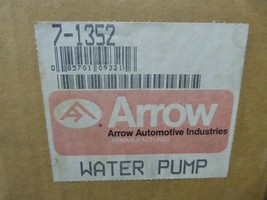 7-1352 Ford Water Pump, Remanufactured By Arrow E6FZ-8501-A image 2