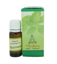 Shree Chakra Spearmint Essential Oil 10 ml 100% Pure and Natural Free Sh... - $6.92