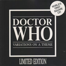 Doctor Who: Variations On A Theme - Soundtrack/Score Square CD ( Ex Cond. ) - $34.80