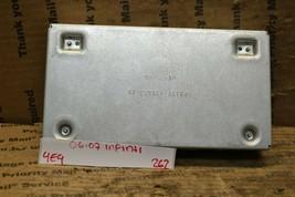06-07 Infiniti G35 Telephone Communication Control Module 28335AT70D 262-4e9 - $12.99