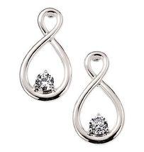 Avon Catia Eternity Earrings - $8.99