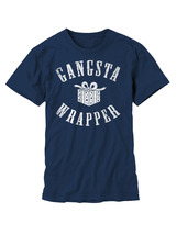 Funny Inspired Men T-Shirt Gangsta Wrapper - $17.99