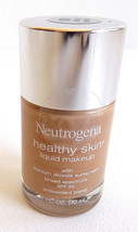 Neutrogena Healthy Skin SPF 20 Liquid Makeup 60 Natural Beige 1 fl oz. - $12.99