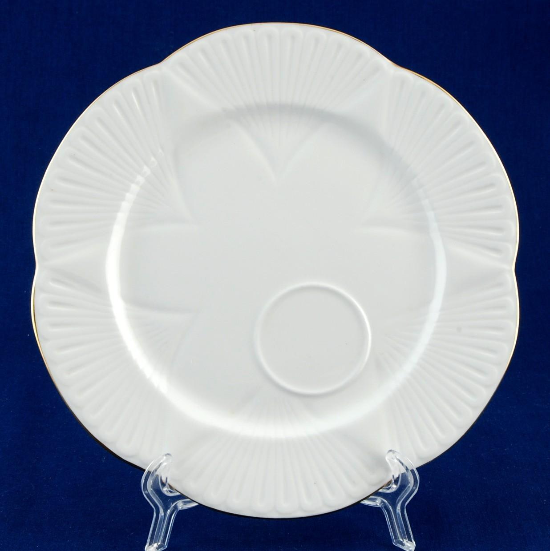 Shelley regency snack plate