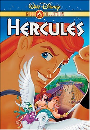 Disney Hercules (DVD, 2000, Gold Collection Edition)