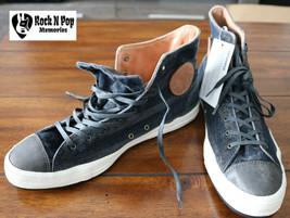 Mens Converse Chuck Taylor All Star Premium Post Black 139906C Size 9.5 - $64.99