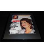 Jackie Kennedy Onassis Framed 11x14 ORIGINAL 1987 People Magazine Cover JFK - $34.64