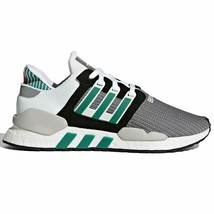Adidas Men's EQT Support 91/18 Black/Clear Granite/Green AQ1037 - $126.00