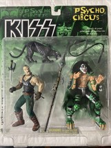 KISS : Psycho Circus *Peter Criss/ The Animal Wrangler* - McFarlane Toys... - $14.85