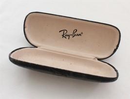 Ray Ban Glasses Sunglasses Black Hard Shell Case - $7.91