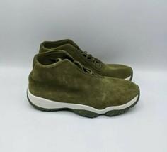 NIKE Women's Size 7 Green Air Jordan Future Basketball Shoes AR0726 300  - $58.00
