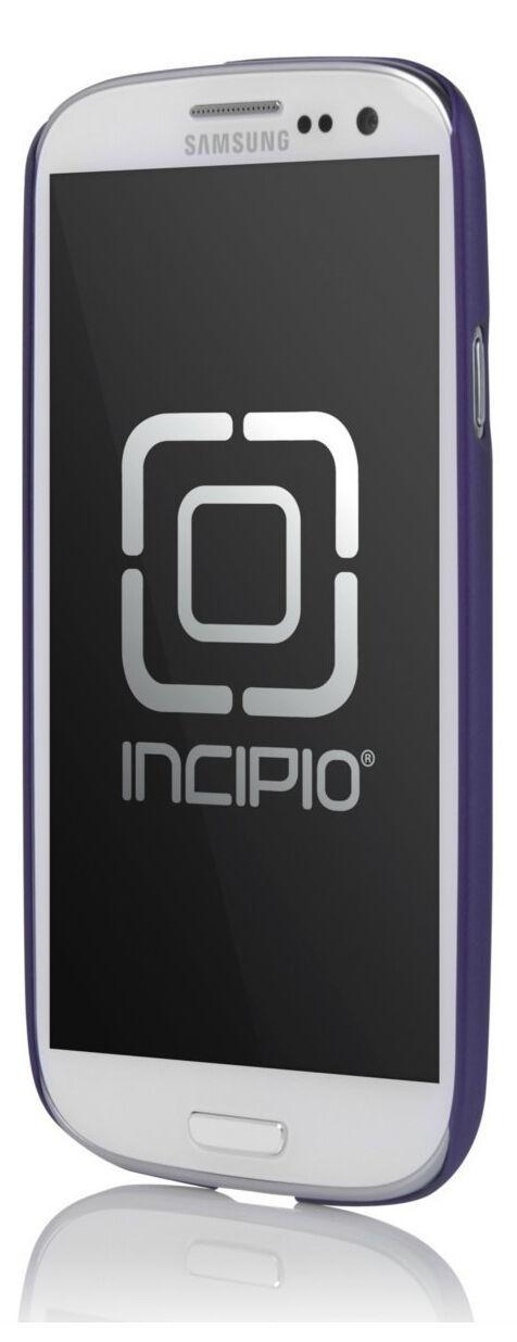 Incipio Feather Case, Samsung Galaxy S3, Purple